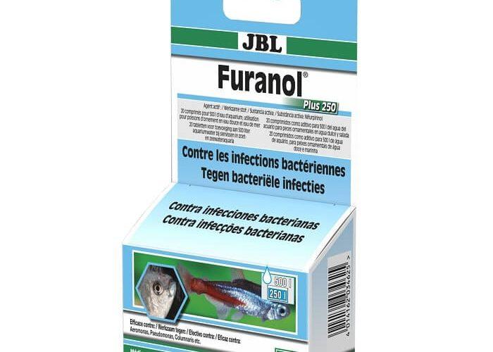 JBL Furanol - Gegen bakterielle Infektionen