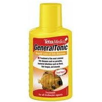 Tetra Medica GeneralTonic - Breitbandmedikament für Zierfische